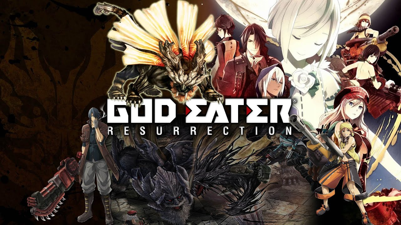 God Eater Resurrection Pc Max Settings Gameplay Alienware 18 880m Sony Ps4 2 Rage Burst Reg 3 English 4930mx