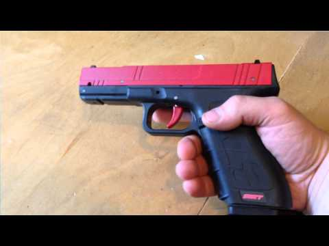 SIRT Pistol Review