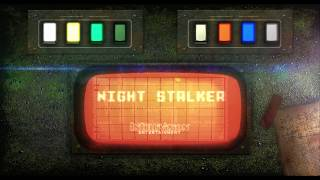 Intellivision Amico™ - Night Stalker® 1st look gameplay demo!