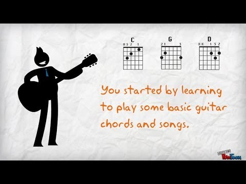 Scale Trainer | Guitar Backing Tracks with a Twist