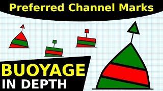 Preferred Channel Marks | Buoyage In Depth