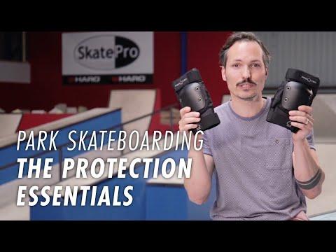 Park Skateboarding: The Protection Essentials | SkatePro.com