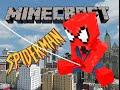 Minecraft Skin Timelapse: Spider-Man