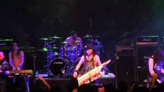 Alestorm - Wooden Leg! (Live) 70000 Tons of Metal 2015