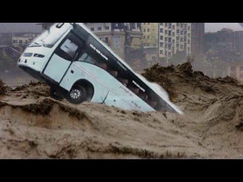 Crimea RUSSIA is sinking! 😱 Severe Flooding in Kerch.