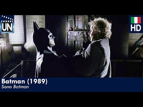 Unforgettable - Batman (Sono Batman, 1989) Ita HD
