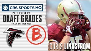 4 years from now, Chris Lindstrom will be the star of the O-Line | NFL Draft 2019 | CBS Sports HQ