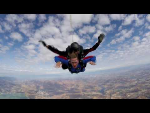 Ben Blank   Tandem Skydiving at Skydive Elsinore