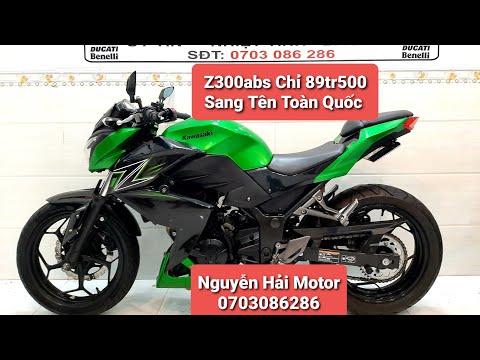 ( Đã Bán)Bán E Kawasaki Z300 Abs Đẹp Keng Odo 15k 2016 Sang Tên Toàn Quốc Ae Lh 0703086286 thanks.