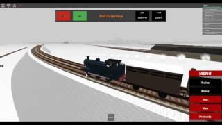 E2 ride to st denton ( roblox steam age )