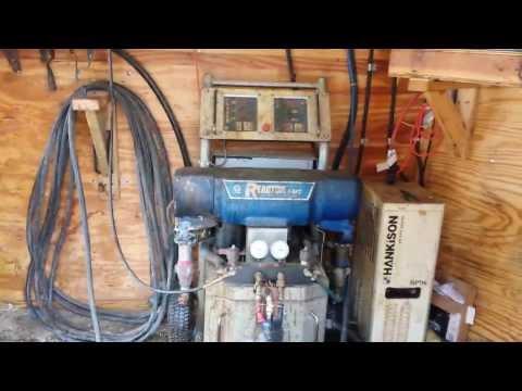 DIY Spray Foam Insulation Rental Equipment - Tennessee Project