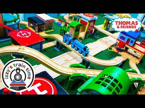 Thomas and Friends   Thomas Train SEARCH RESCUE Pretend Play   Fun Toy Trains for Kids with Brio