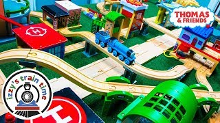 Thomas and Friends | Thomas Train SEARCH RESCUE Pretend Play | Fun Toy Trains for Kids with Brio