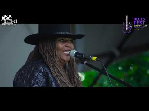 Bluesfest in lagodekhi 17.06.2017, Day1, Sharon Lewis (Edit: Modern Art Studios)