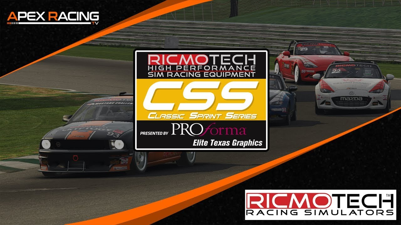 Ricmotech Classic Sprint Series | Round 5 at Montreal