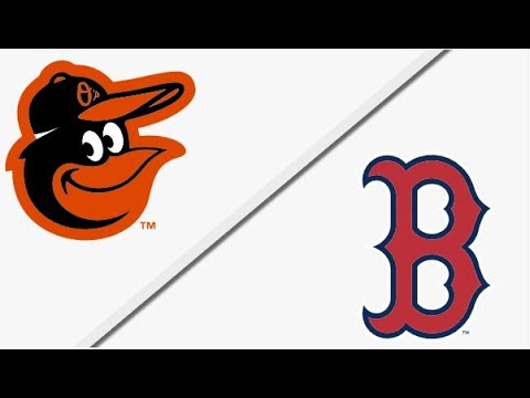 Baltimore Orioles vs Boston Red Sox | Full Game Highlights | 4/14/18
