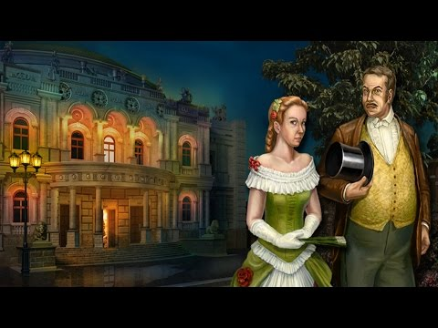 Night in the Opera puzzle adventure game for mobile devices! Game Trailer!