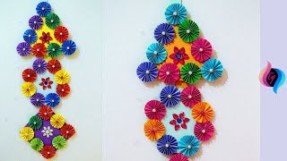 DIY Paper Craft - Paper Craft for Home Decoration Wall Hanging - Room Decor Wall Hanging Idea