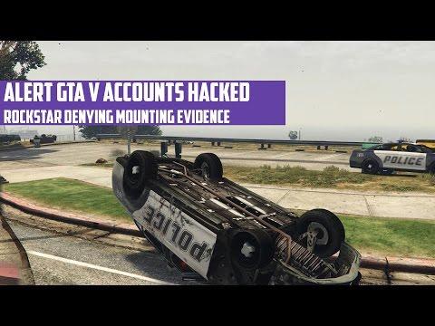 Alert GTA V Hacked RockStar Social Accounts Security Compromised