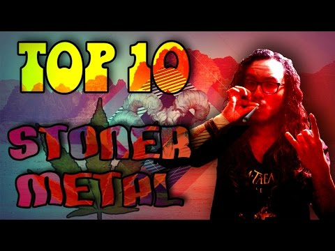 TOP 10: BANDAS DE STONER ROCK/METAL