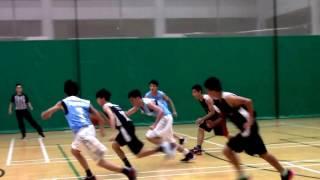 20161115 屯門學界籃球賽 B grade 初賽 【屯