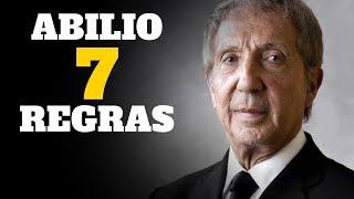 ABILIO DINIZ  | TENHA AMBIÇÃO DE FAZER ALGO GRANDE | 7 REGRAS DO SUCESSO