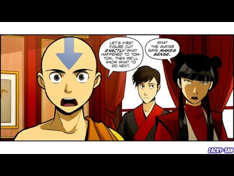 Avatar - The Last Airbender - Smoke and Shadow: Part 2 FULL