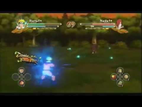 Naruto vs Nagato Full Fight