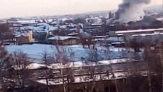 Островцы, Раменский район(Горит дом., 2017-01-08T11:19:29.000Z)