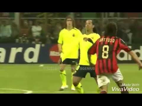 Brazil la la la la..Ronaldinho skills mix
