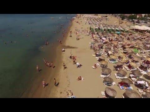 Ayvalık Sarımsaklı Plajı