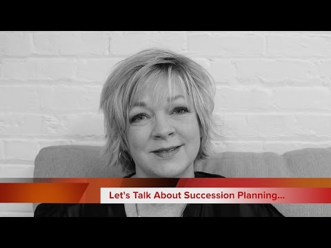 Let's Talk About Succession Planning