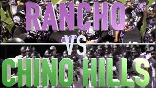 Rancho Cucamonga v Chino Hills - UTR Highlight Mix 2015