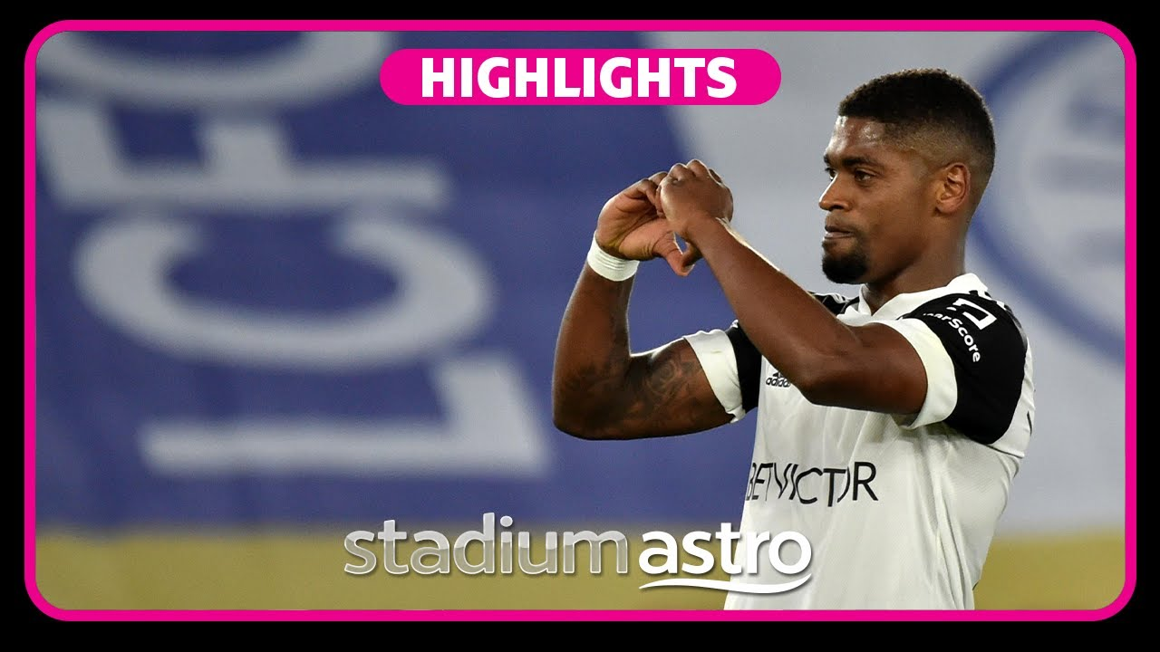 Leicester City 1 - 2 Fulham | EPL Highlights | Astro SuperSport