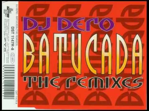 DJ Dero - Batucada (The Remixes)  1993
