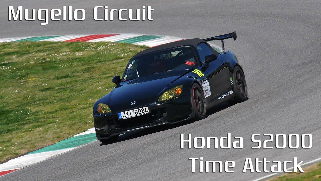 Honda S2000 @ Mugello Circuit - 29.03.2015 - PB: 2:14.5 - YouTube