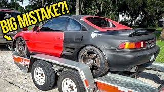 Here's Why I'm GIVING UP On My Toyota MR2 Turbo (I Got Something WAY BETTER!)