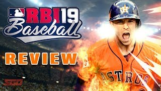 R.B.I. Baseball 19 Review