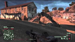 HomeFront: Bridge TDM on The Rock Map Pack