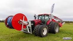 Haka traktori Lietteenvetoletkulevitys