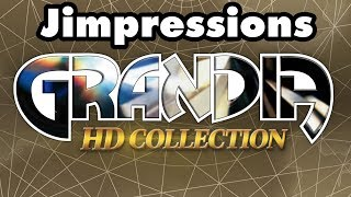 Grandia HD Collection - Still A Bloody Good Game (Jimpressions) (Video Game Video Review)