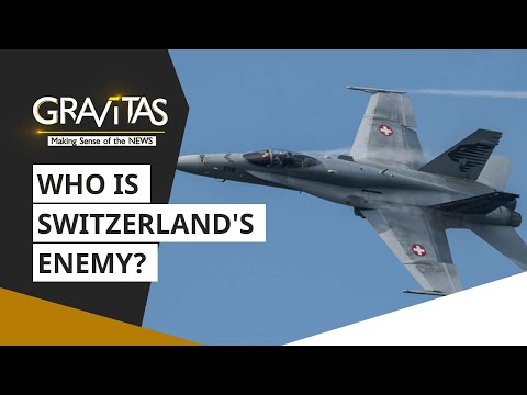 Gravitas: Can Switzerland do without fighter jets?