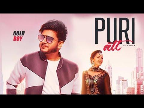 Puri Att - Gold Boy | New Punjabi Song | Latest Punjabi Songs 2019 | Punjabi Music | Gabruu