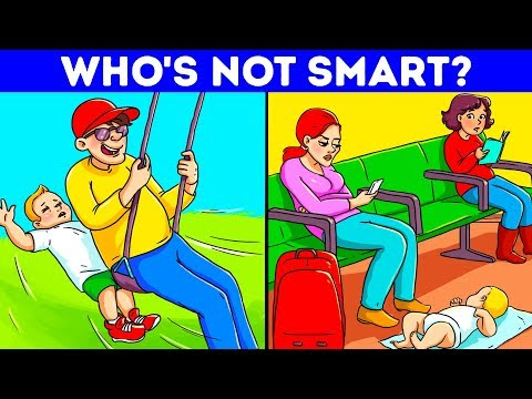 14 Riddles Created For Improving Your Logic And Vision