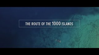 The Route Of The 1000 Islands