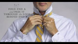 How To Tie A Bow Tie | Brooks Brothers