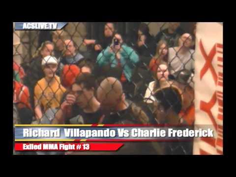 FIGHT.TV Live cast Exiled MMA  Muskegon Mi.