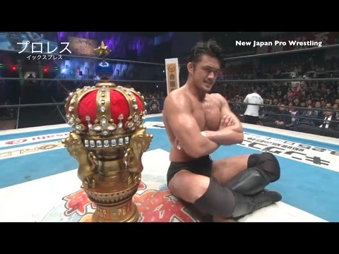 Puroresu Express - New Japan Cup 2017 Finals