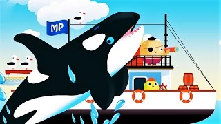 Fun Baby Game - Learn And Have Fun With Sea Animals & Explore The Ocean - Educational For Children