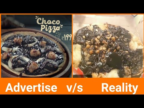 Domino's Choco Pizza Review | Part 1 | Restaurant Review